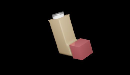 エアゾール(3D)のイラスト